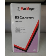 Maxmeyer HS Clear 0300